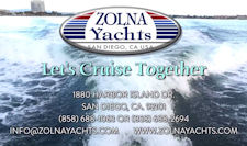 Zolna Yachts Video Ad
