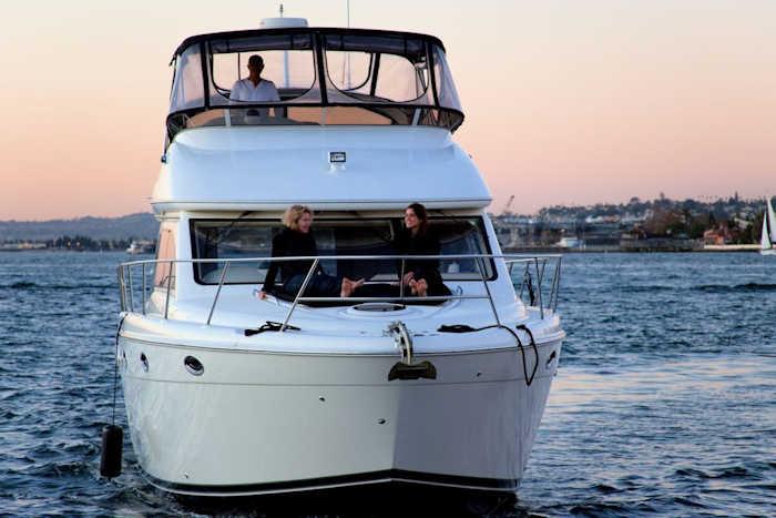 Ohana Pacific Yacht