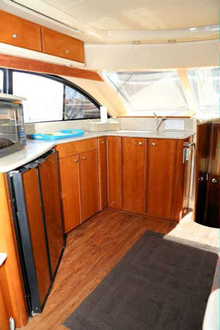 Ohana Pacific Yacht Galley