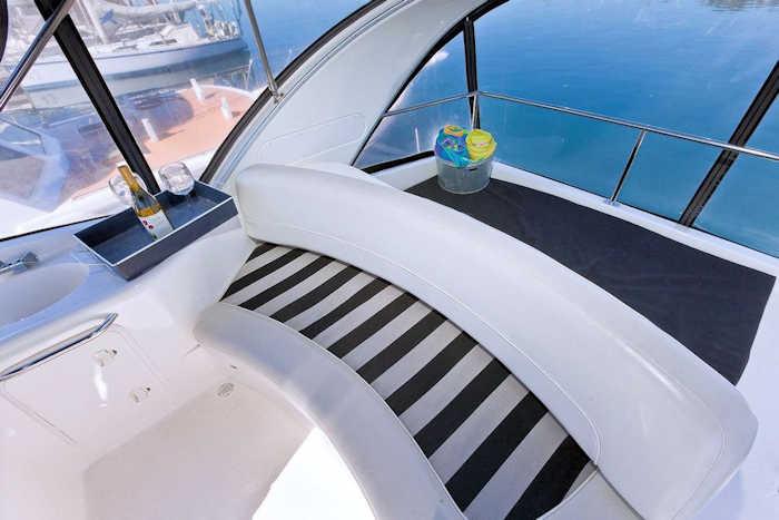 Ohana Pacific Yacht Helm