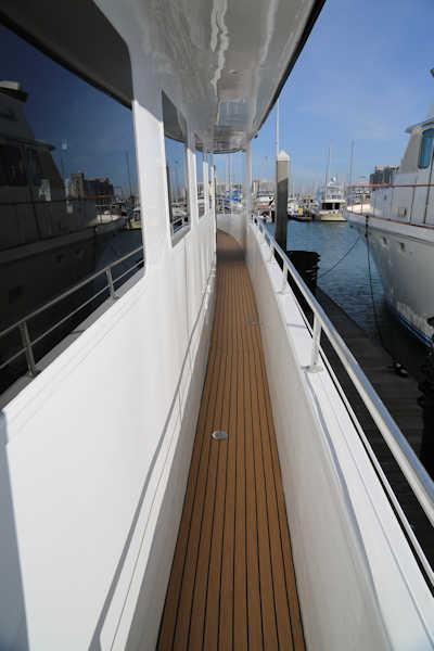 Nerissa Starboard Side