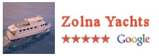 Zolna Yachts Google Reviews