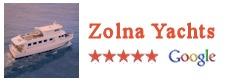 Zolna Yachts Google Reviews