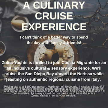 ZY Advertising-Culinary Cruise