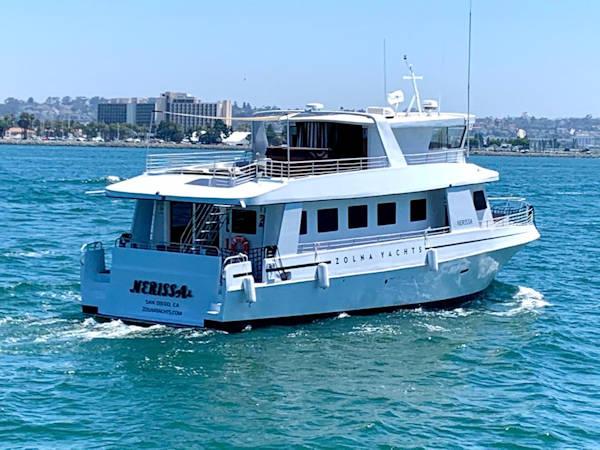 Nerissa Yacht